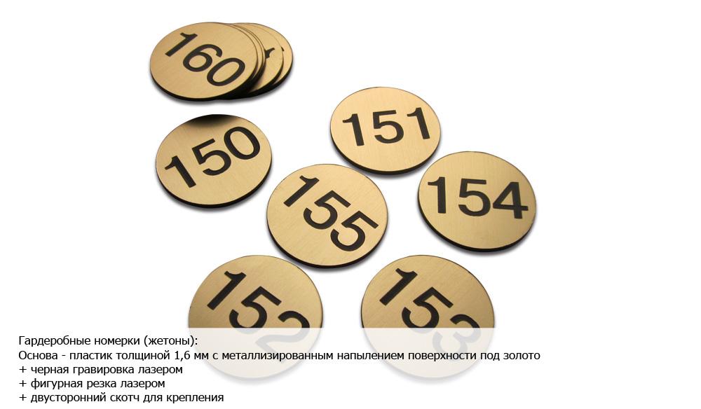 Номерки для квартир своими руками 51